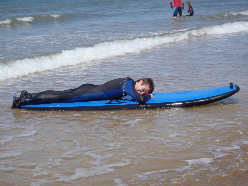 JusticeforLB Surfing
